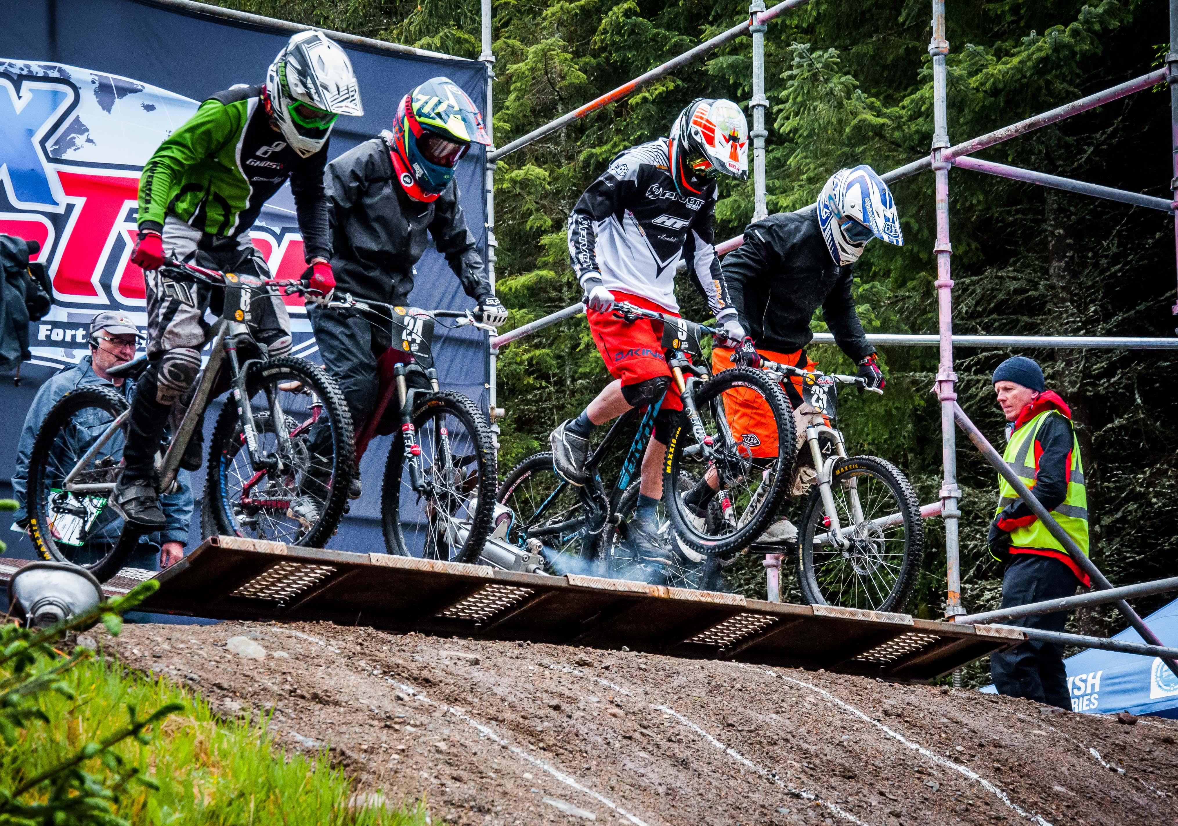 sport psychology bikers